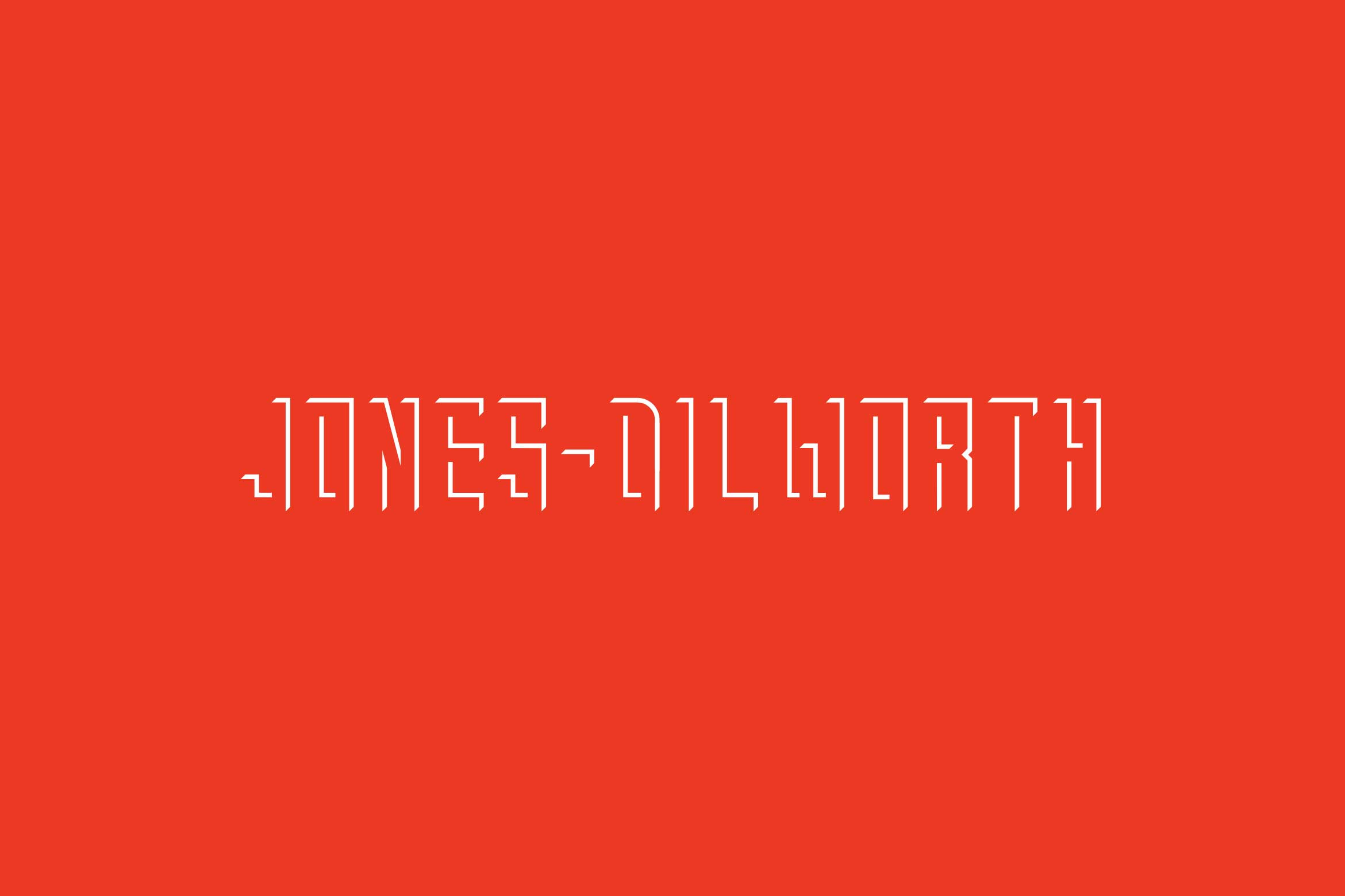 Jones-Dilworth logo